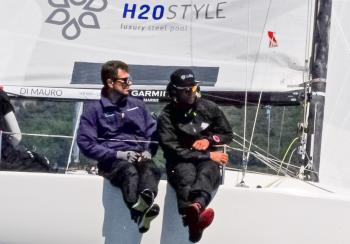 H2OStyle sponsor imbarcazione