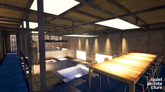 New H2OStyle headquarters: Exhibition and production in Cavaion